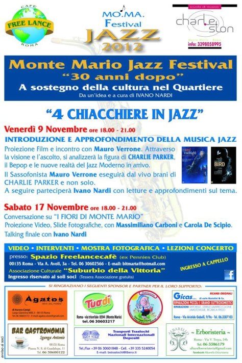 Monte Mario Jazz Festival